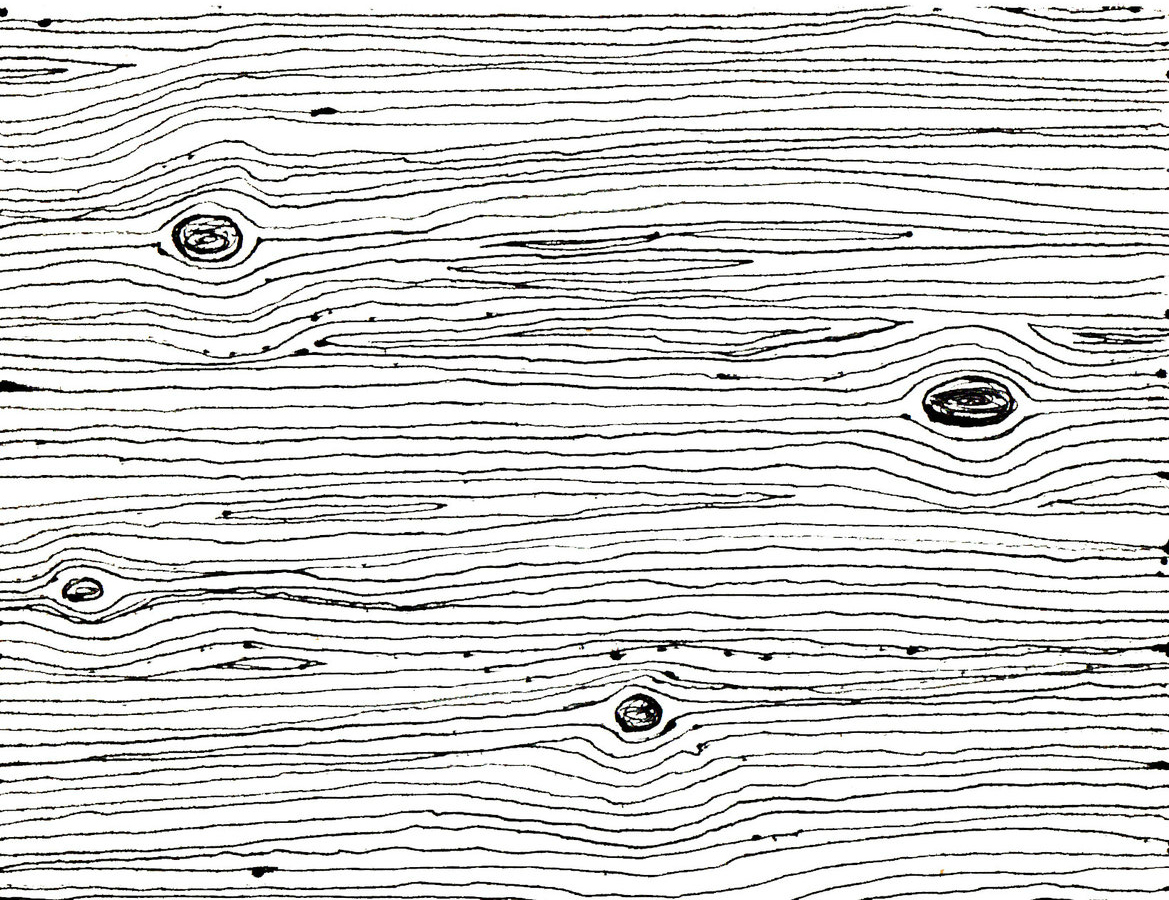 Line Art Wood Grain : Wood grain texture drawing